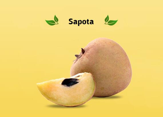 Buy Sapota Fruits Online in Chennai