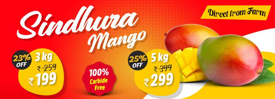 Sindhura Mango Online in Chennai