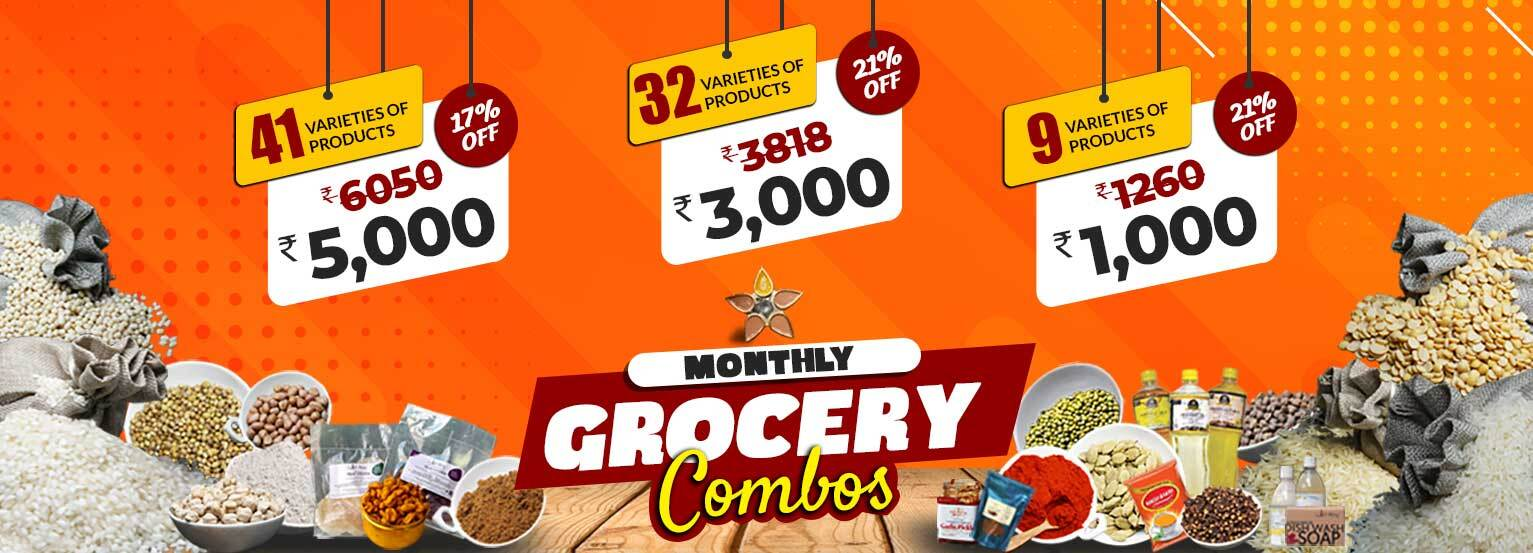 Online Grocery Shopping in Chennai