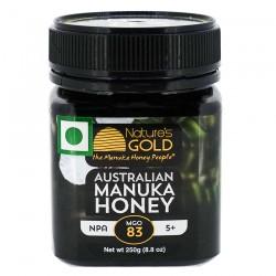 AUST.MANUKA HONEY MGO 83(5+) * 250g