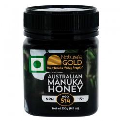 AUST.MANUKA HONEY MGO 514(15+) * 250g
