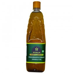 Skholla Gingelly oil / Parambariya Cheku oil
