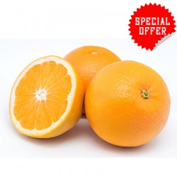 Valencia Oranges from egypt Pack of 3 KG