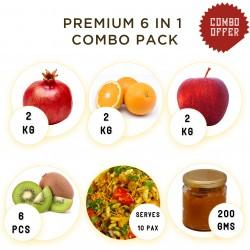 Skholla Premium 6 in 1 combo
