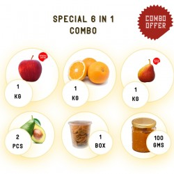 Buy Skholla Special 6 in 1 Combo Pack Online In Chennai