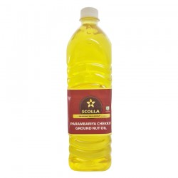 Buy skholla parambariya  chekku groundnut oil / nilakadalai ennay Online In Chennai