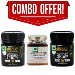 Australian Manuka Honey Combo 1