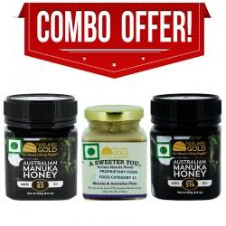 Buy Australian Manuka Honey Combo 2 Online In Chennai