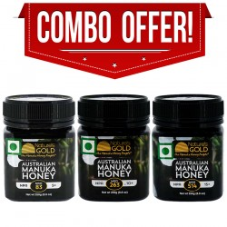 Australian Manuka Honey Combo 3