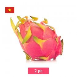 Vietnam Dragon Fruit 2 Piece  (350-450 grams/piece)