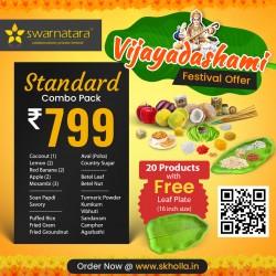 Buy Vijayadashami Standard combo pack Online In Chennai