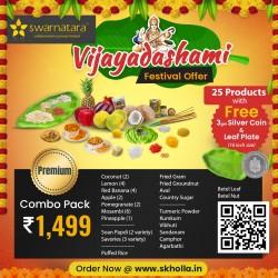 Buy Vijayadashami Premium combo pack Online In Chennai