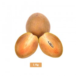 Sapota/Chikku Pack of 1 Kg