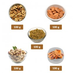 Buy Skholla Dry Fruits Combo Online In Chennai