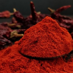 Hand pounded Organic Chilli powder 100 GMS