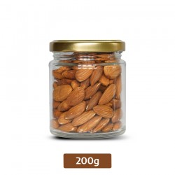 Almond pack of 200 grams (Regular)