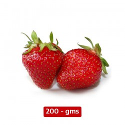 Buy Strawberry Pack of 200 grams Online In Chennai
