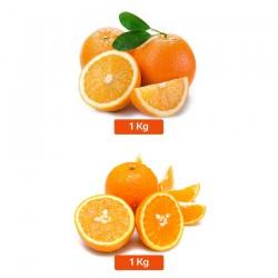 Buy Orange Combo Fruits Online In Chennai