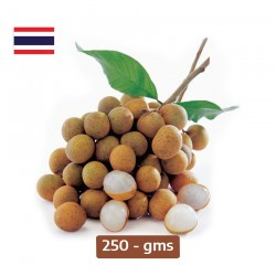 Longan Litchi fruit pack 250 grams