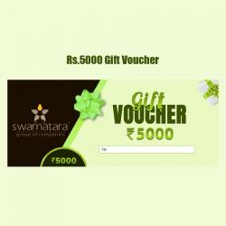Buy Gift Voucher for 5000 Rupees Online In Chennai