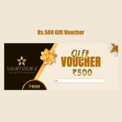 Buy Gift Voucher for 500 Rupees Online In Chennai