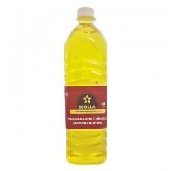 Skholla parambariya  chekku groundnut oil / nilakadalai ennai