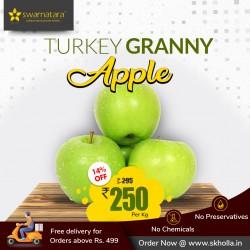 Buy Turkey Granny Apple Pack of 1 kg Online In Chennai