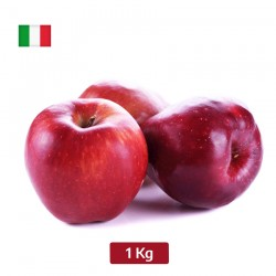 Italy red delicious Apple Pack of 1 Kg