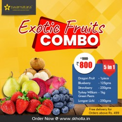Exotic Combo Fruits