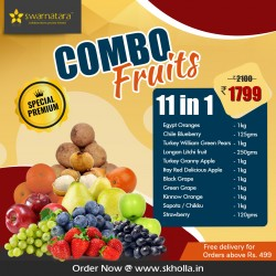 Buy Special Premium Combo Fruits Online In Chennai