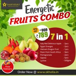 Energetic Fruits Combo