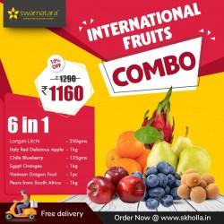 Buy International Combo Fruits Online In Chennai