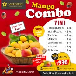 Buy Mango 7 in 1 Combo Online In Chennai