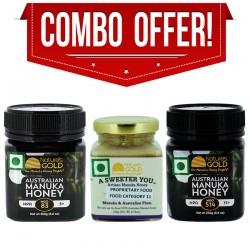 Australian Manuka Honey Combo 2