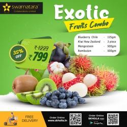 Exotic Combo Fruits