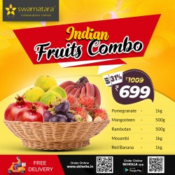 Indian Fruits Combo