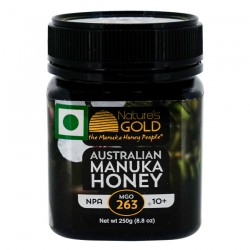 AUST.MANUKA HONEY MGO 263(10+) * 250g