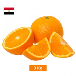 Egypt Oranges Pack of 3 Kg