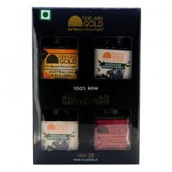 Buy MANUKA HONEY  MGO 30 – KANGAROO gift box with 4 jars Online In Chennai