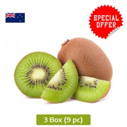 New Zealand Kiwi A1 quality 3 Piece box (3 boxes)