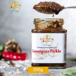 Gongura pickle 250gms