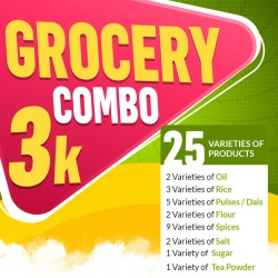 Buy 3k Grocery Combo Online In Chennai