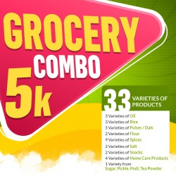 Buy 5K Grocery Combo Online In Chennai