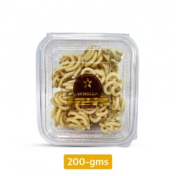 Buy Plain Murukku pack of 200 grams Online In Chennai