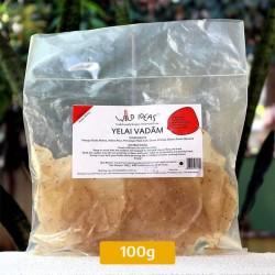 Kodo [Varagu] Millet Yelai Vadam 100g Pack