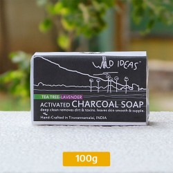 Buy Body Soap [Activated Charcoal] 100g Online In Chennai