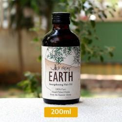 Earth [Strengthening Hair Oil] 200ml