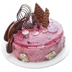 Buy Blueberry delight cake - 1 Kg Online In Chennai
