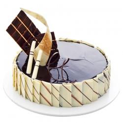 Buy Chocolate truffle cake - 1 Kg Online In Chennai