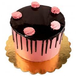 Buy Choco strawberry Cake - 1 Kg Online In Chennai